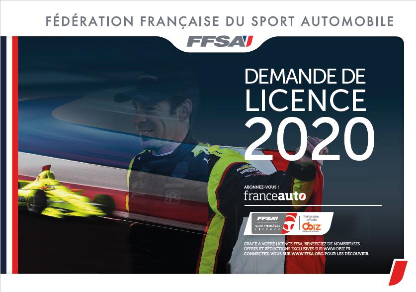 Image Demande licence 2020